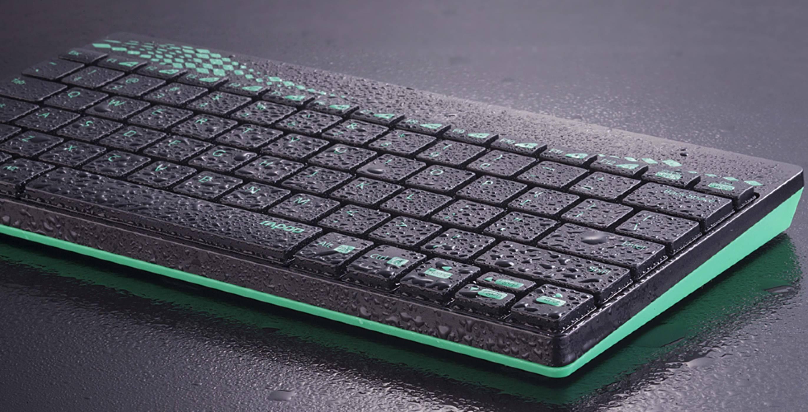 На лов за мишки и клавиатури с новата гама на Rapoo