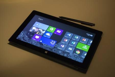 Новият таблет на Microsoft ще пуска и Android приложения