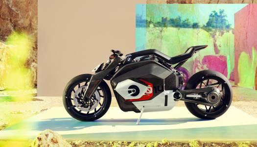 BMW загатва за бъдещето на е-моторите с Vision DC Roadster