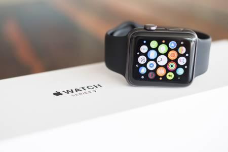 Това ли е начинът камера да бъде интегрирана в Apple Watch?