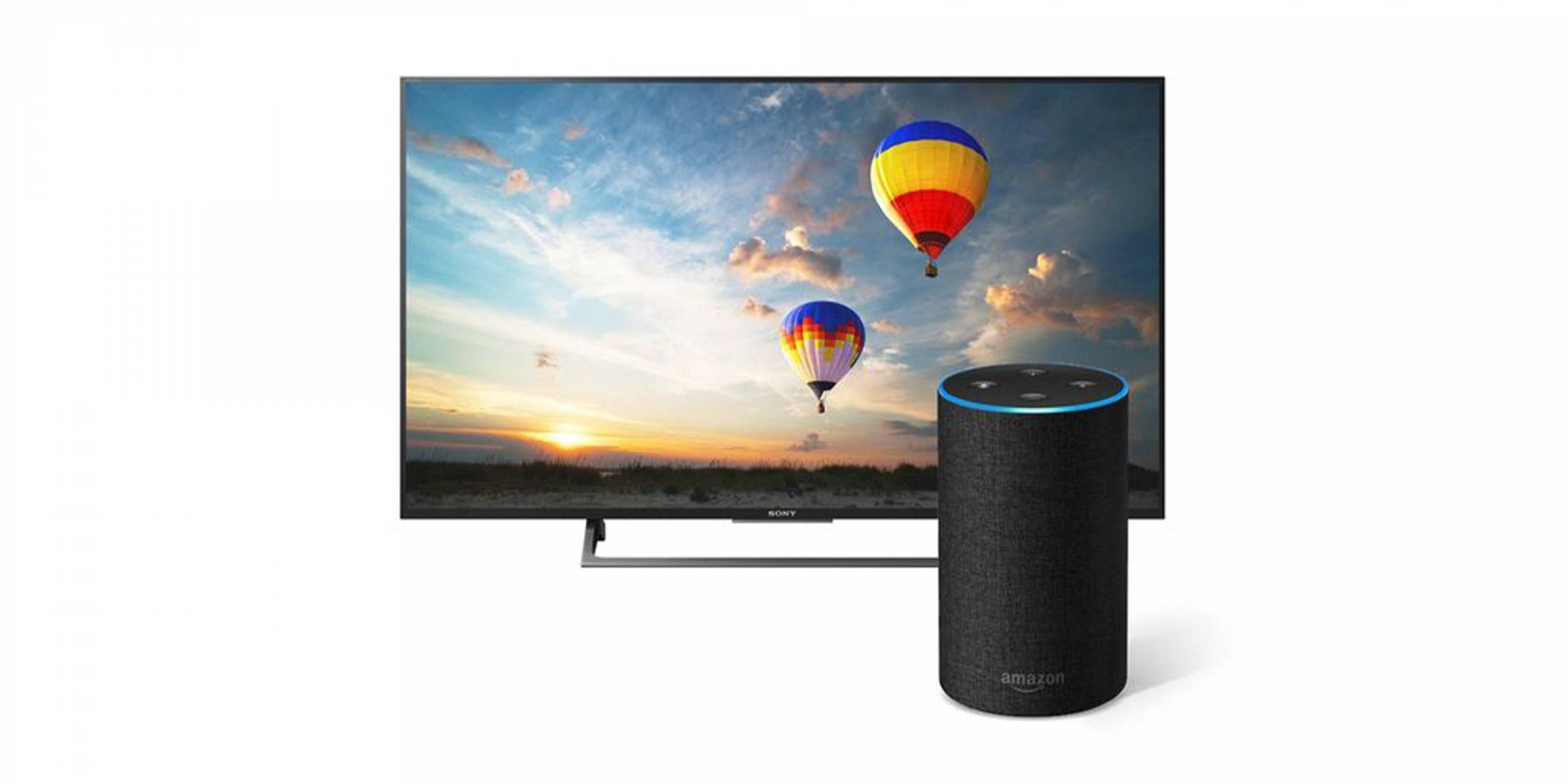 Amazon Alexa идва за Android телевизори, Sony Bravia повлече крак