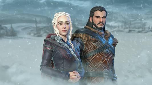 Новата игра по Game of Thrones ни пренася отвъд Вала