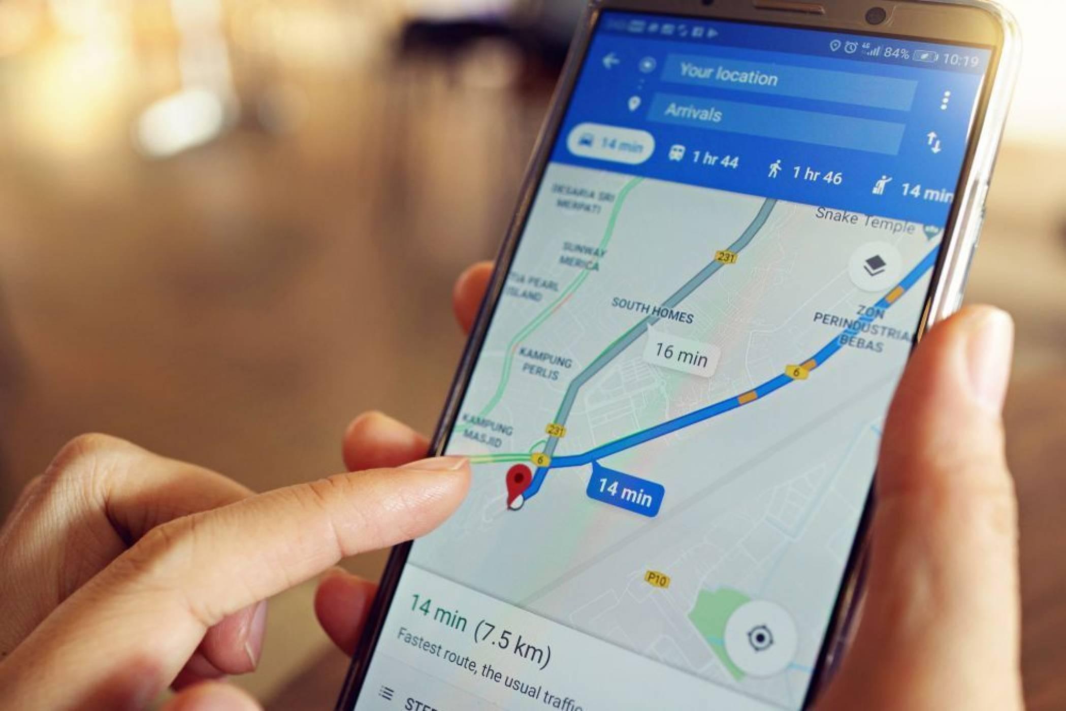 Нова функция на Google Maps ще ви казва колко е натоварено в градския транспорт