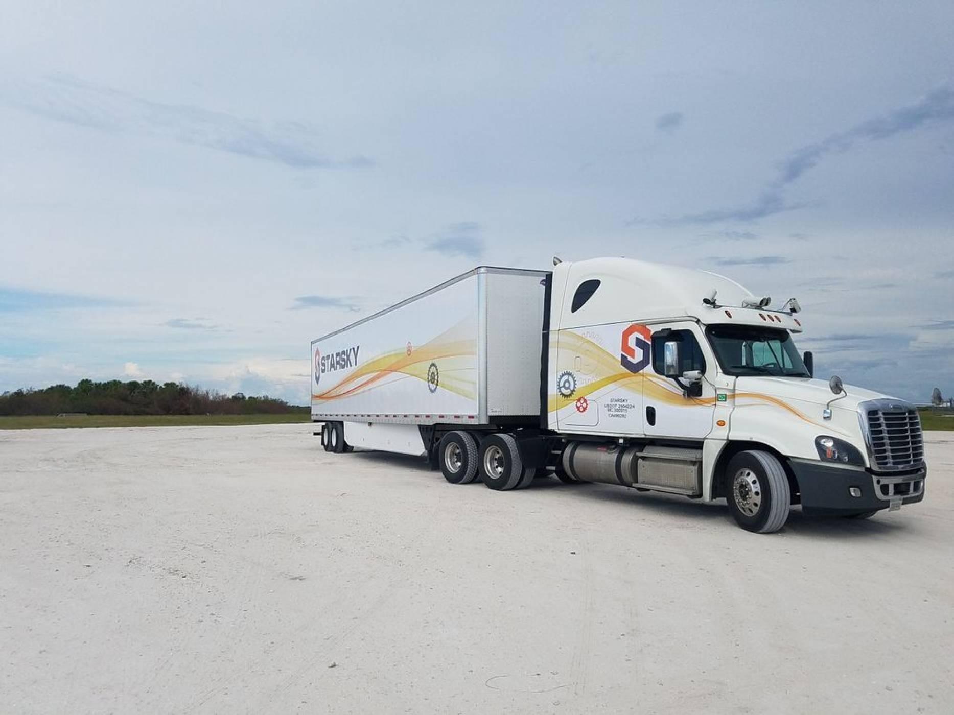 Камионите без шофьор на борда вече са тук