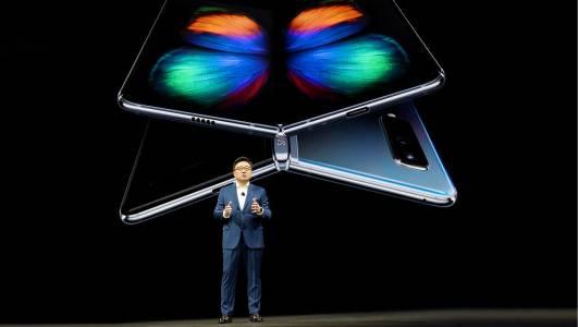 Samsung пуска Galaxy Fold 2 с нов дизайн през 2020 г.