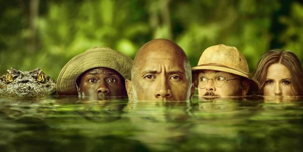Скалата като Дани де Вито в луд трейлър на Jumanji: The Next Level  (ВИДЕО)