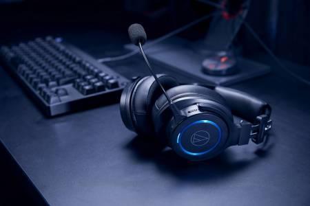 Audio-Technica пренася висококачествения звук в гейминга