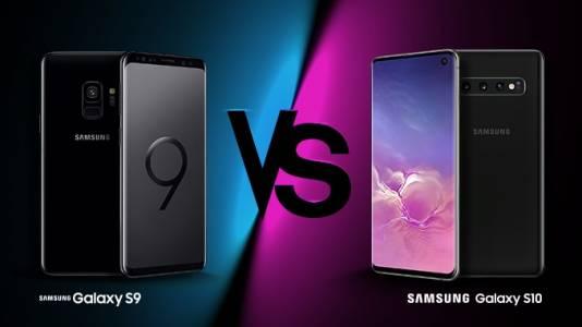 Samsung обяви как се продава Galaxy S10 серията спрямо S9