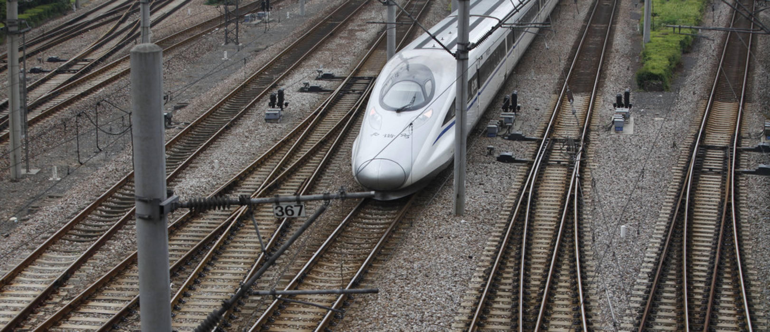 """Рекордите на Гинес! Китай пуска влак, който ще """"лети"""" по-бързо от самолет (СНИМКИ)"""