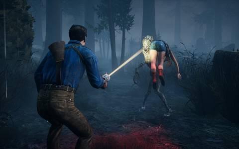 На бой със зомбитата с усмивка в новата Evil Dead игра