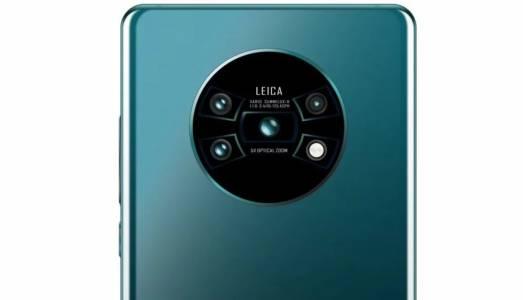 Huawei Mate 30 – новият супер флагман на компанията, ще изглежда брутално?