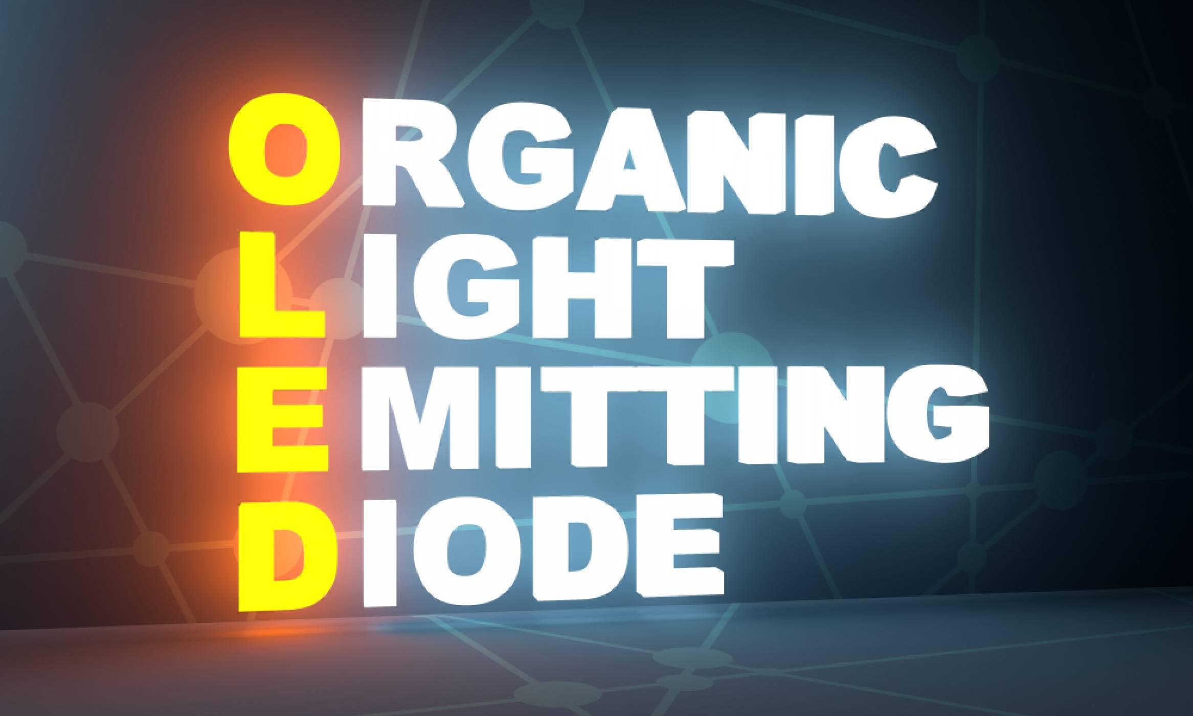 Следващата стъпка за OLED технологията