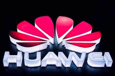 Huawei също прави телефон с камера под дисплея?