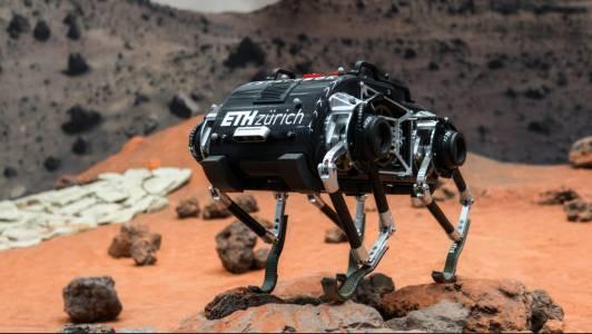 Вижте колко луд е роботът, който е създаден да живее на Марс (ВИДЕО)