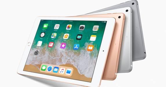 И Apple иска да сгъва неща, този път iPad