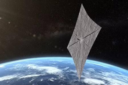 Вече може да следите слънчевия платноход LightSail 2 в полета му около Земята (ВИДЕО)