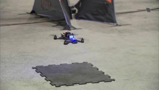Руските солдати се въоръжават с дронове бомбардировачи