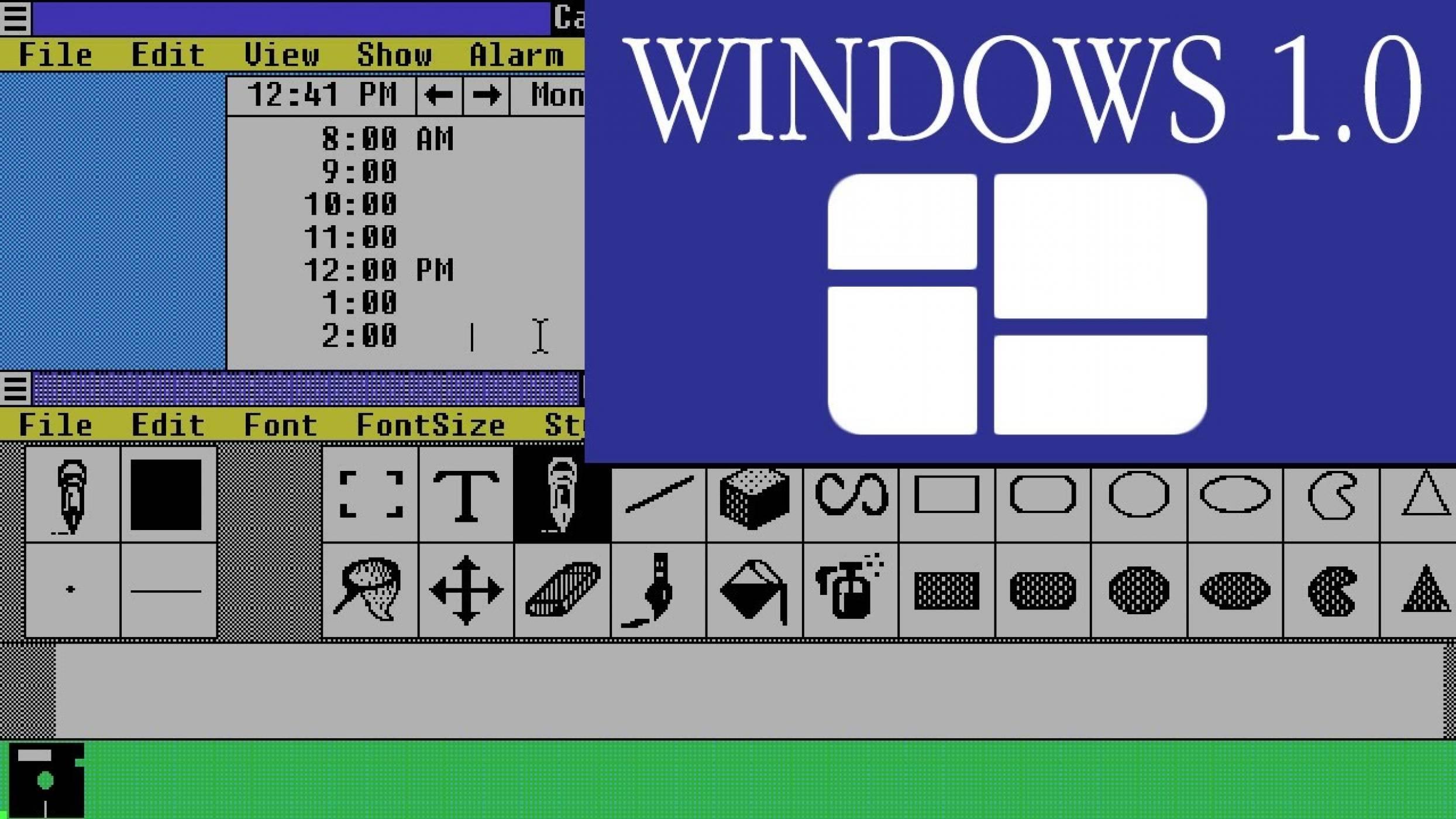 Стана ясно защо Microsoft се върна в 1985