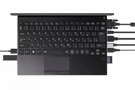 VAIO анонсира лаптоп, който е царят на портовете! (СНИМКИ)