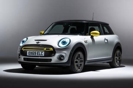 Ще може да подкарате първото изцяло електрическо Mini от март 2020 г.