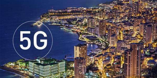5G мрежата на Huawei в Европа – първо в Монако