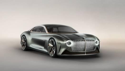 Колата на бъдещето на Bentley идва с AI иконом