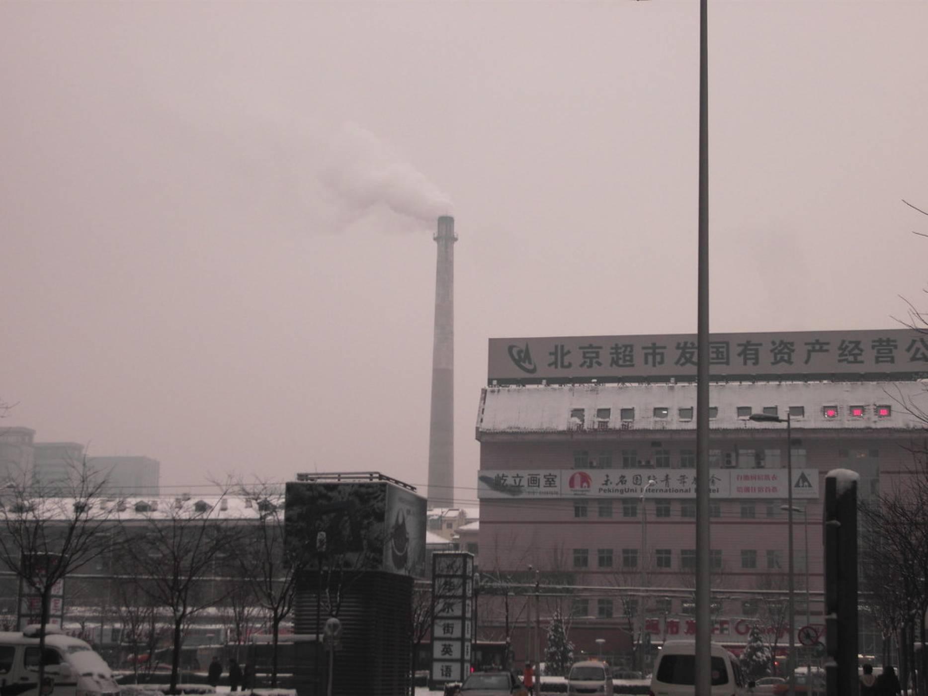 Въздухът в Китай е този, който не трябва да дишаме. Плашеща статистика