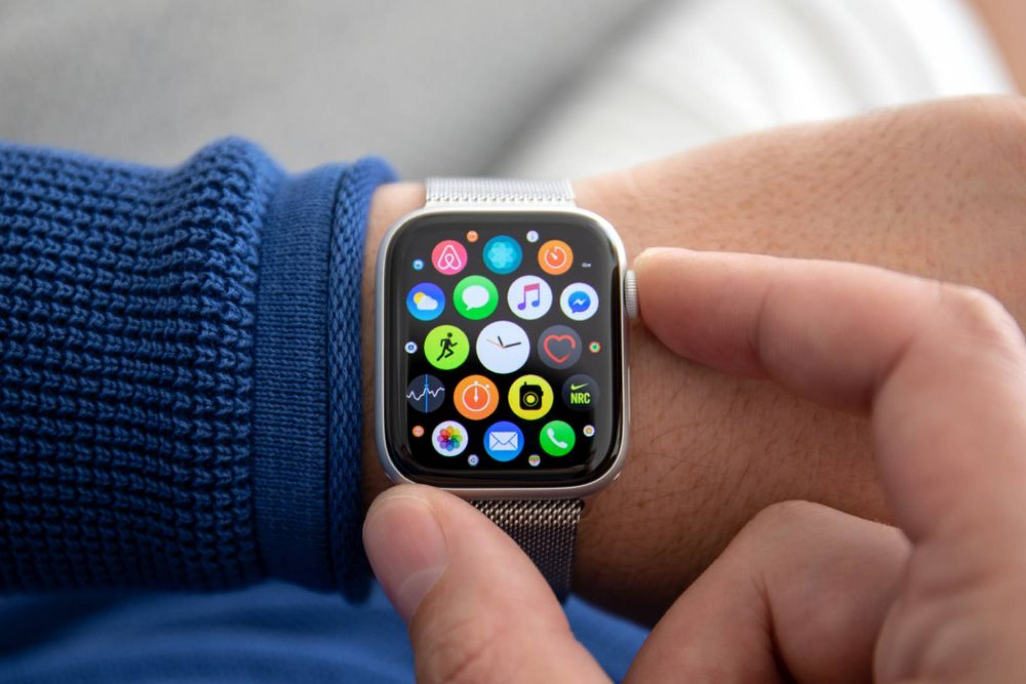 Впечатляващият Apple Watch 4 пристига в България