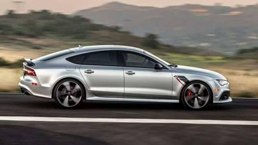 Това Audi RS7 е най-бързата бронирана кола в света