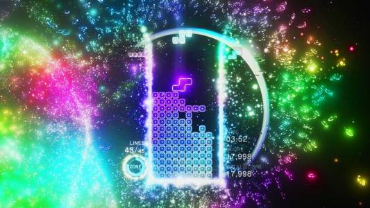 Сензацията Tetris Effect идва за PC през Epic Games Store