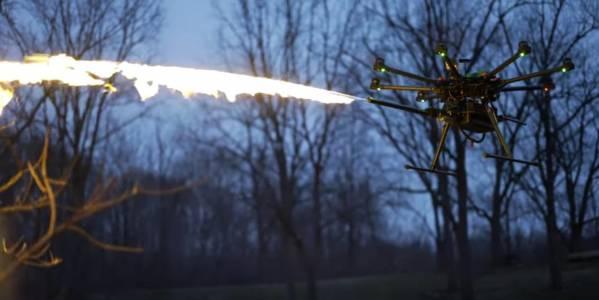 Боеспособните дронове вече стават публични (ВИДЕО)