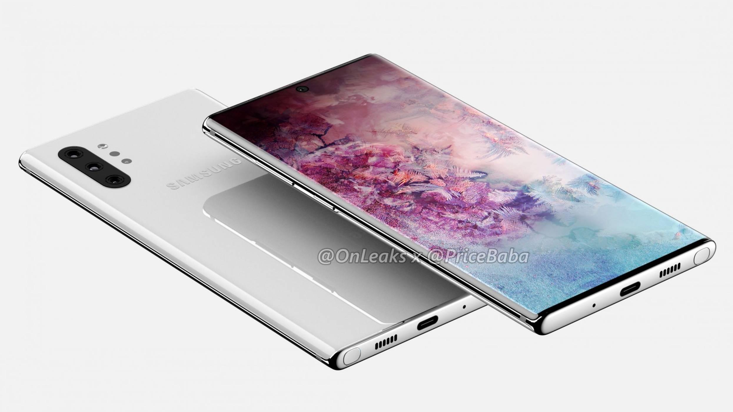 Galaxy Note 10 с нов чипсет. Вече е властелинът на производителността