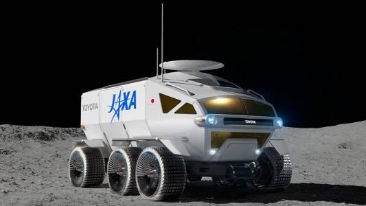 Toyota стъпва на Луната със свой луноход (ВИДЕО)
