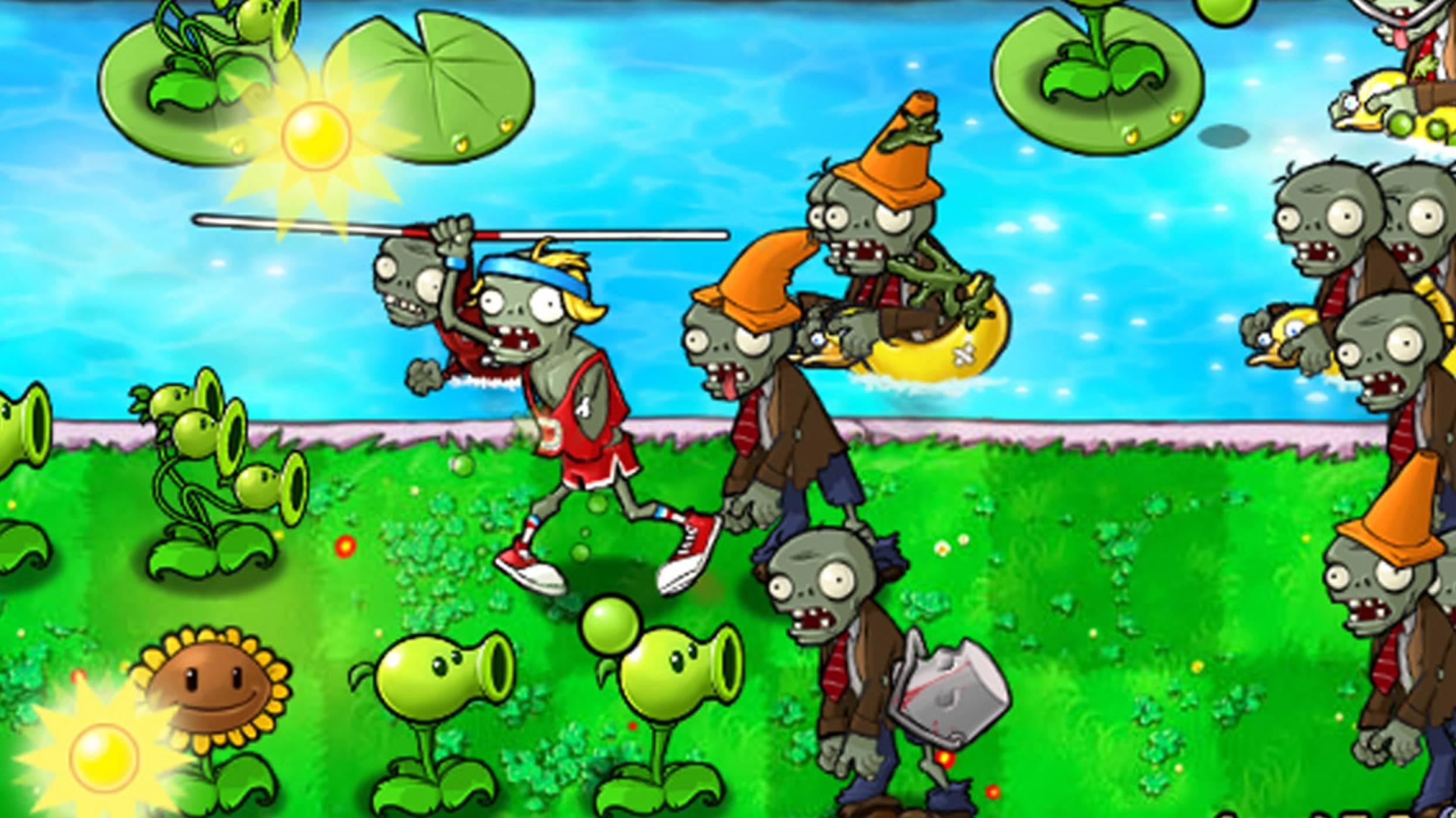 Градински бой: страхотната Plants vs Zombies с нова част