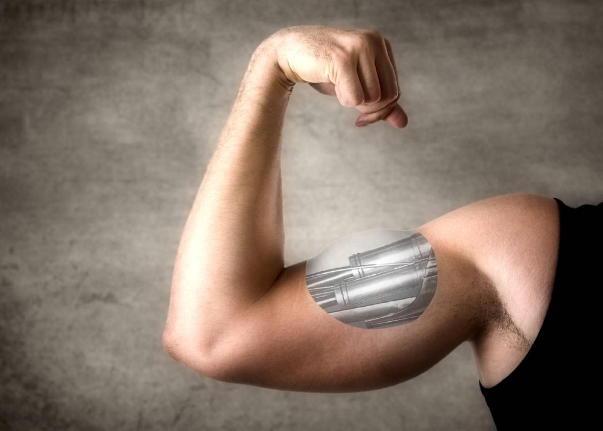 Вижте на какво са способни изкуствените мускули