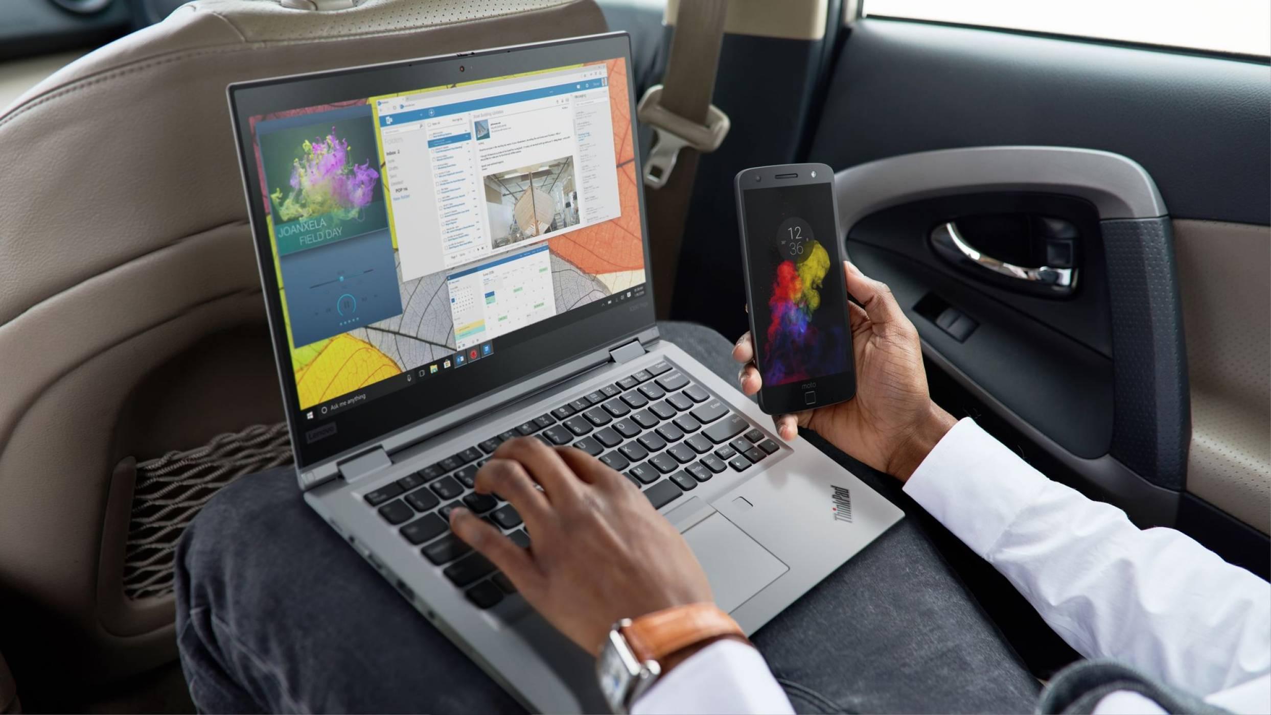 Lenovo ThinkPad X390 Yoga: от всичко по много