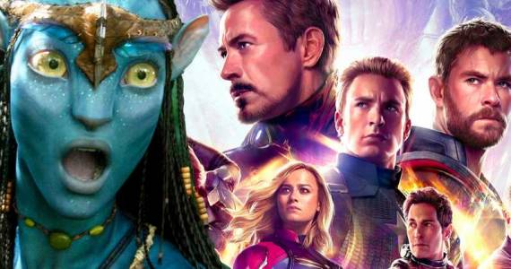 Avatar най-сетне си намери майстора. Новият филмов властелин е Avengers: Endgame