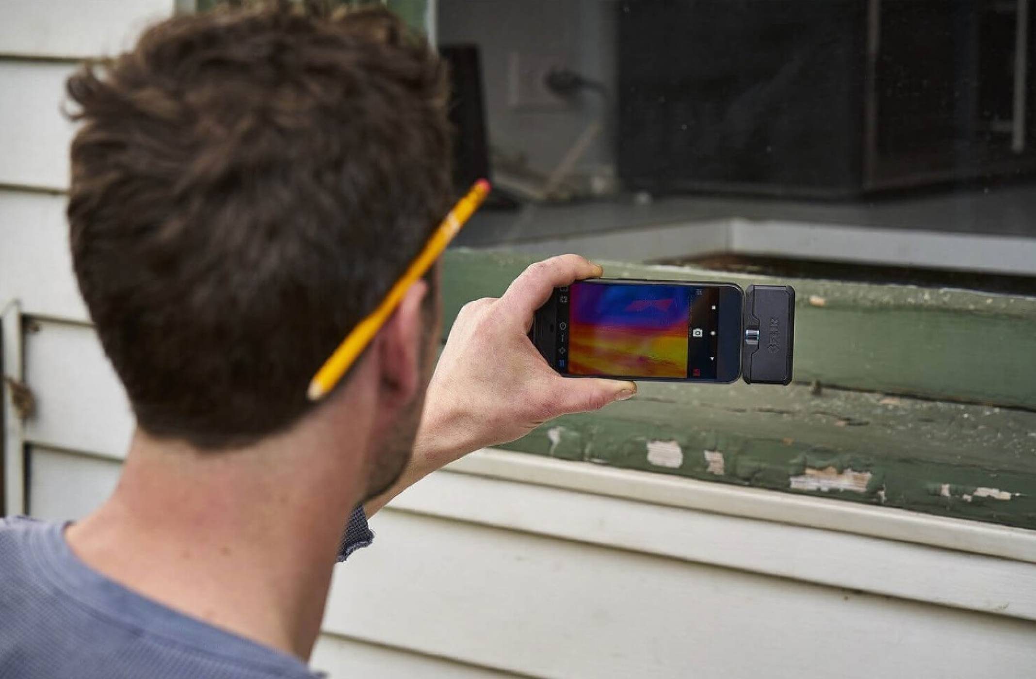 Нищо не остава скрито от всевиждащото око на термалните скенери на Flir  (РЕВЮ)