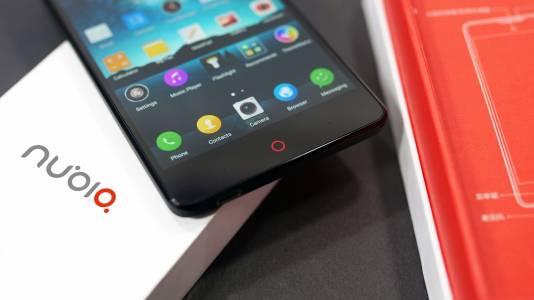 ZTE nubia Z20 с 8К видео и извит дисплей е нов горещ модел за лятото
