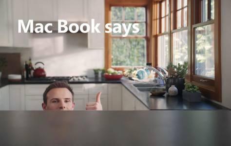 Microsoft с грубичка реклама относно битката Mac vs. PC (ВИДЕО)