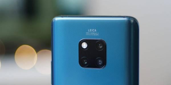 Huawei Mate 30 ще гледа света с два 40МР сензора