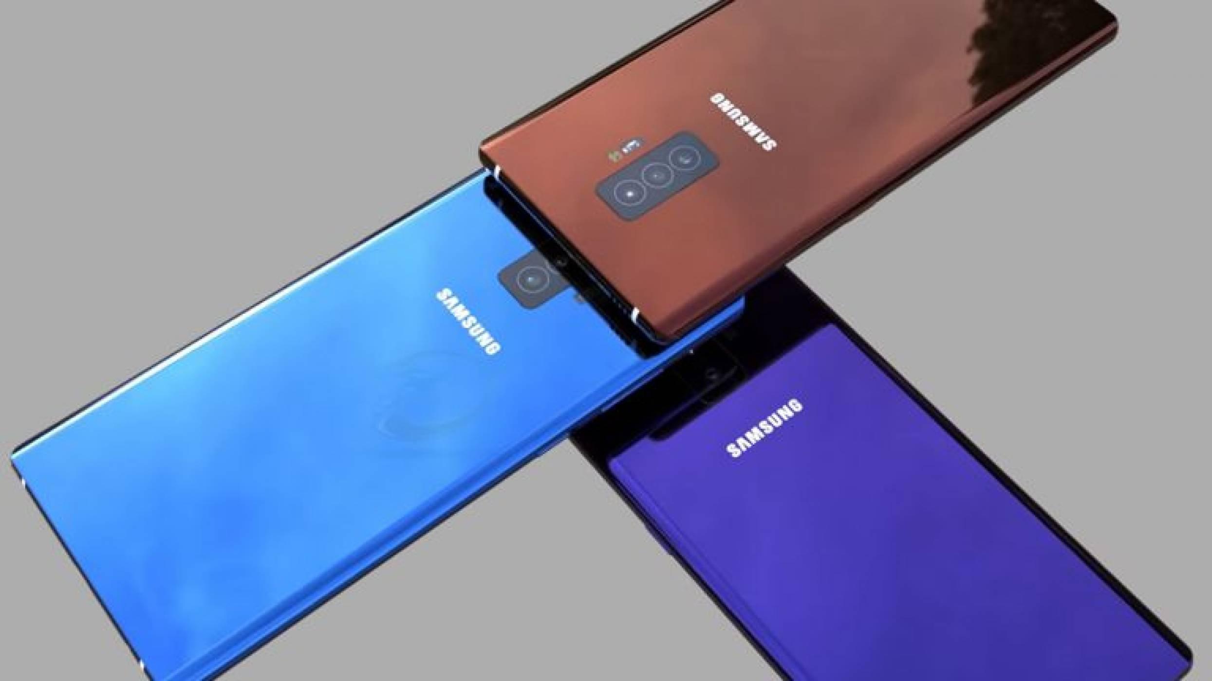 Galaxy S10 и Note 10 ли са най-големите звезди на Samsung, или идва друга?