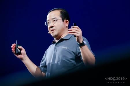 Huawei официално представи интерфейса EMUI10