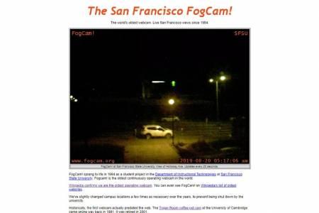 Завесата падна: най-старата уеб камера в мрежата спира