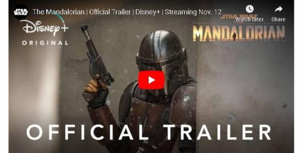 """Първият трейлър на The Mandalorian носи големи промени в """"силата"""""""