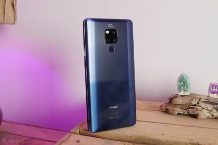 Край на споровете: Huawei Mate 30 Pro е с четворна камера