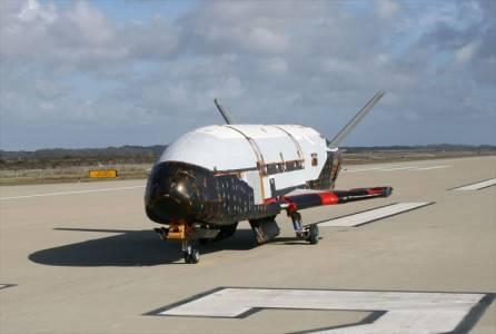 Шпионският самолет на САЩ прекара рекордните 718 дни в орбита