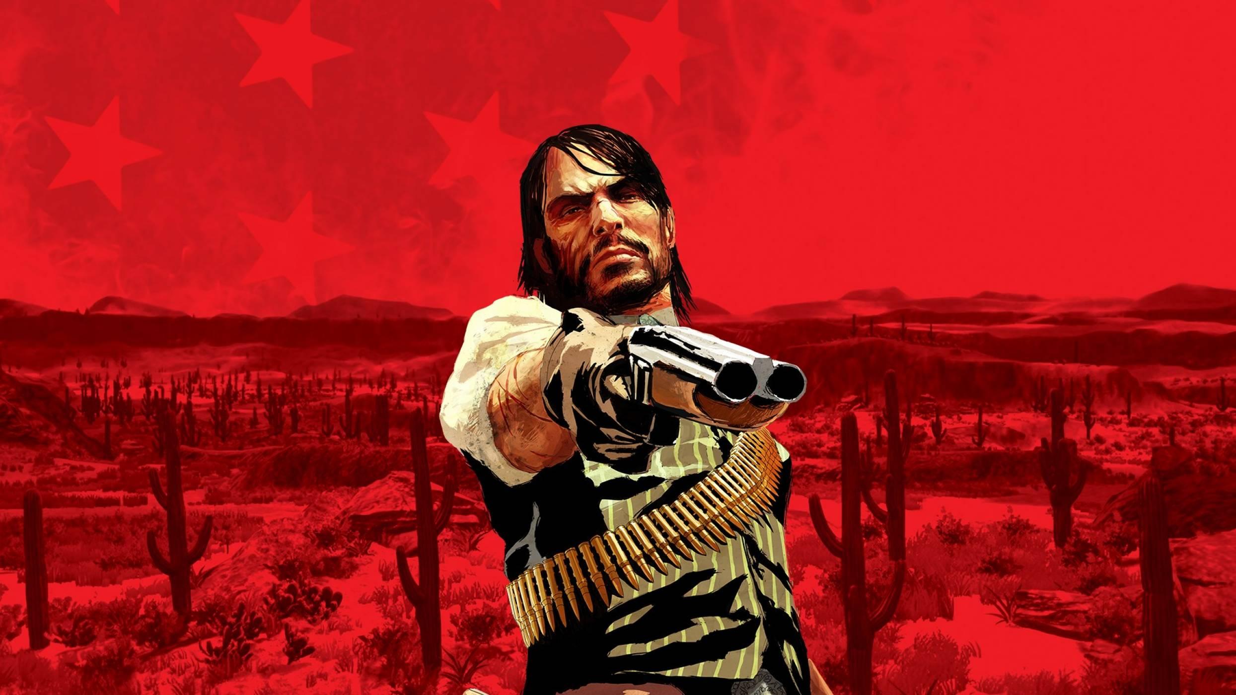 Red Dead Redemption за РС не е точно това, което очаквате (ВИДЕО)