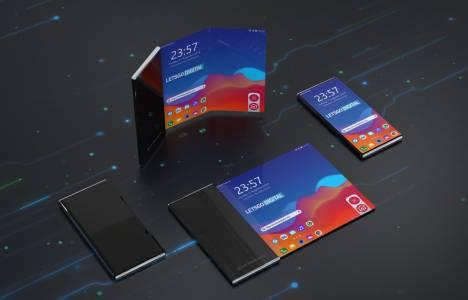 Това ли е сгъваемият смартфон на LG? (СНИМКИ)