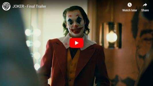 Финалният трейлър на Joker е стилизиран мрак. Желаем! (ВИДЕО)